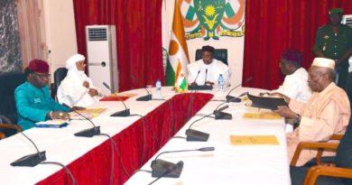 Le Président de la République préside ce vendredi une réunion du Conseil Supérieur de la Défense Nationale
