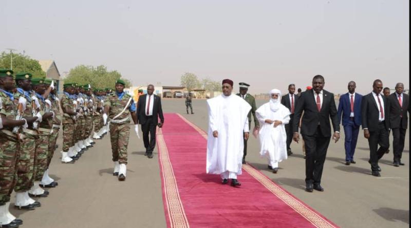 Le Président Issoufou Mahamadou à Dakar pour prendre part à l'investiture du Président Macky Sall