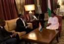 Le Président de la République Issoufou Mahamadou reçoit le président de la BAD