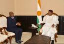 Le Président de la République Issoufou Mahamadou reçoit le président de la Commission de l'UEMOA