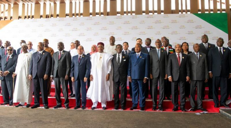 Ouverture dimanche à Niamey du Sommet Extraordinaire de l'UA sur la ZLECAf