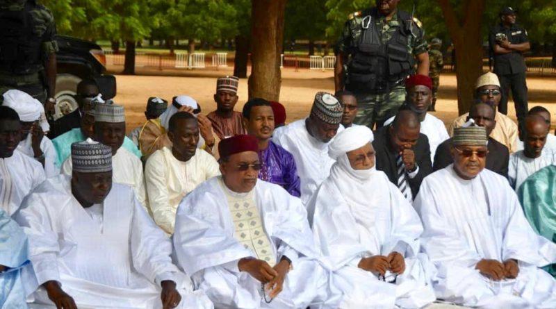Le Président Issoufou Mahamadou a pris part dimanche à la prière de l'Aïd El Adha