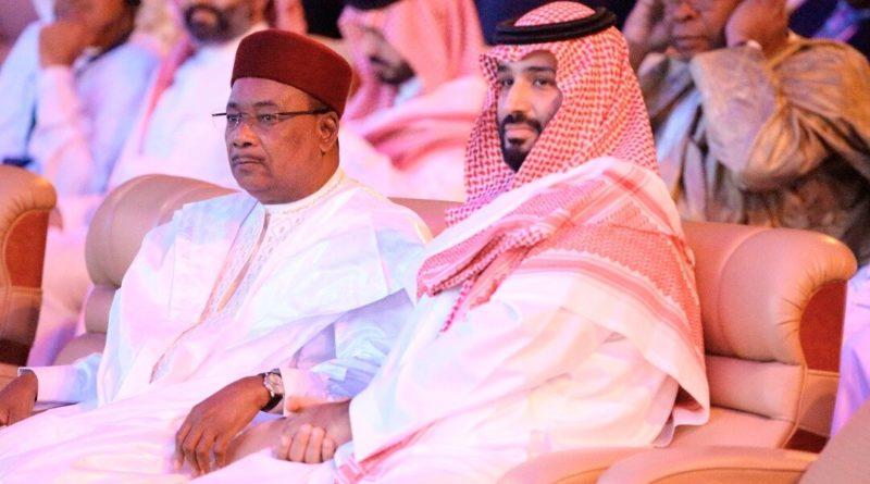 Le Président de République a pris part mardi après-midi à Riyad aux travaux de « l'Initiative Investissements pour le Futur »