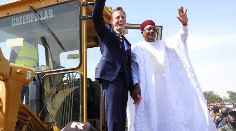 Le Président Issoufou Mahamadou a lancé officiellement lundi les travaux de réhabilitation du Périmètre irrigué de Birni-N'Konni