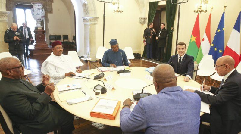 Le Président Issoufou Mahamadou a pris part à Pau, en France, au Sommet sur la lutte contre le terrorisme