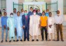 Le Président Bazoum, a rencontré jeudi 27 mai 2021, le CD de l'USN et le Bureau Exécutif de l'UENUN