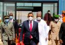Visite de travail du Président Mohamed BAZOUM – Sommet extraordinaire de la CEDEAO sur le MALI